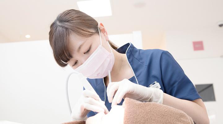 衛生士診療