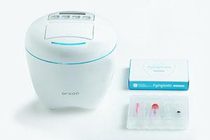 口腔細菌検出装置